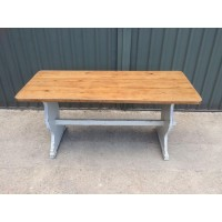 Rectangular Solid Restaurant Table